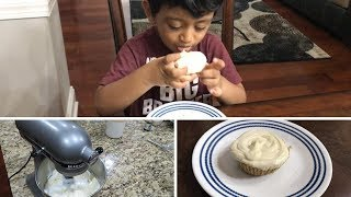 No Bake cheesecupcake in Tamil || No EGG || KIDS special