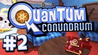 Quantum Conundrum #2 - Let's Play Quantum Conundrum Gameplay German / Deutsch