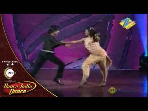 Dance Ke Superstars April 29 '11 - Vrushali And Jay