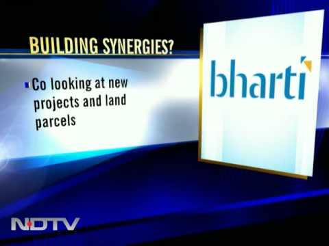 Bharti's realty stake on sale?