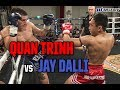 Muay Thai - Quan Trinh vs Jay Dalli, Rebellion Muay Thai, 3.3.18.