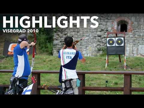 World Archery Field Championships 2010 - Visegrad - Hungary - TV Magazine Video