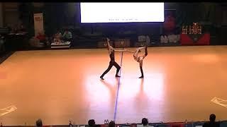 Maria Belova & Nikita Churakov - World Cup Budapest 2017