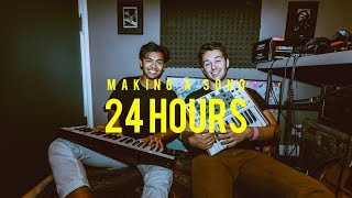 MAKING A HIT SONG IN 24 HOURS with CHRISTIAN FRENCH - Justin Escalona