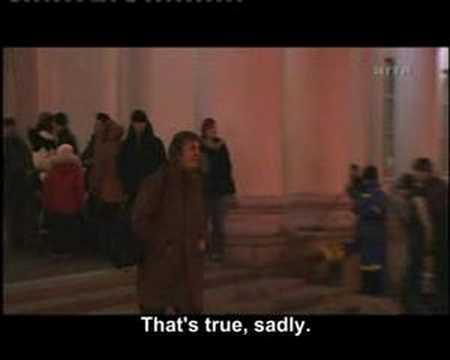 Documentary Boris Berezovsky (english) 1/4
