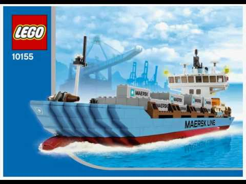How To Build A Lego Ship That Floats
