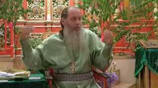 О покрытии головы во время молитвы (прот. Владимир Головин, г. Болгар)