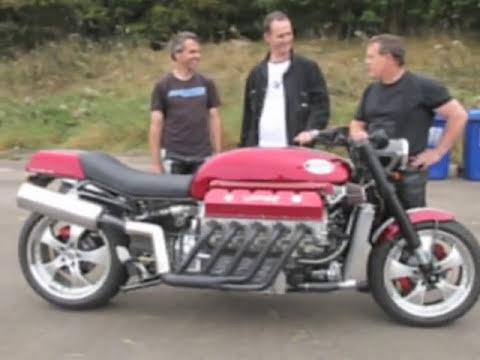 8000cc Millyard Viper V10 hits 207mph!