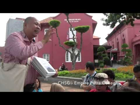 Cultural Heritage Specialist Guide Course : Malacca Dutch Heritage Trail by Rosli Nor
