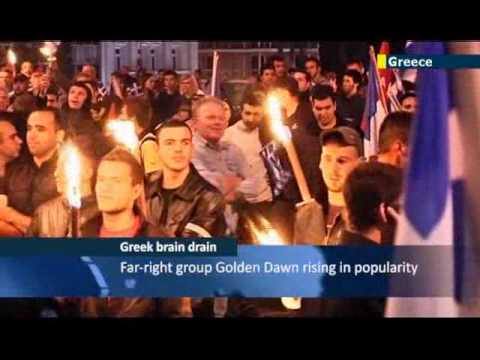 EU austerity causing Greek brain drain: economic crisis sees young Greeks fleeing country