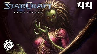Let's Play StarCraft (Blind) - The Liberation of Korhal - Part 44