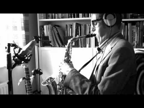 Nature Boy on Alto Saxophone