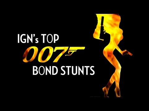 IGN's Top 007 James Bond Stunts