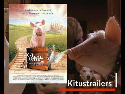 Babe 2 - Un Cerdito en la Ciudad Trailer