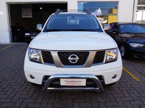 Nissan Frontier Cab.Dupla LE 4x4 Attack 2.5 16v Automática - 2013