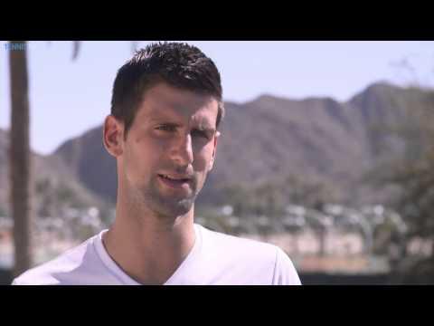 Indian Wells 2015 Djokovic Preview Interview