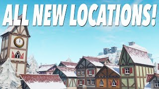 All New Map Changes In SEASON 7! (FORTNITE)