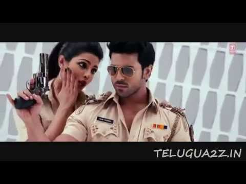 Mumbai Ke Hero Telugu Full Video Song Thoofan Movie 2013 Ram Charan, Priyanka Chopra, Telugua2z.in video