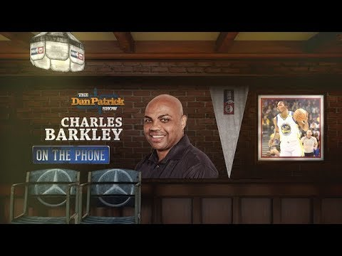 Charles Barkley On LeBron To Lakers, Emulating The Warriors & More w Dan Patrick | Full Interview