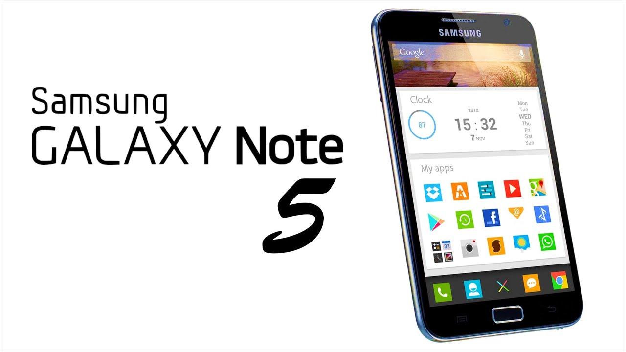 Note 5 release date