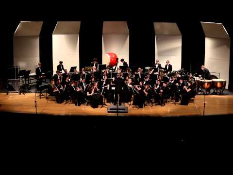 Ringgold High School Wind Ensemble - Khan