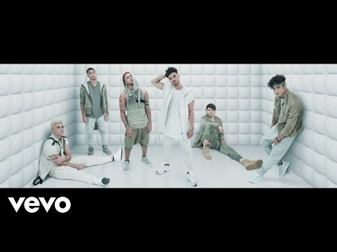 Abraham Mateo, CNCO - Me Vuelvo Loco (Official Video)