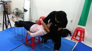 Teknik Untuk Uji Sirkulasi Chi