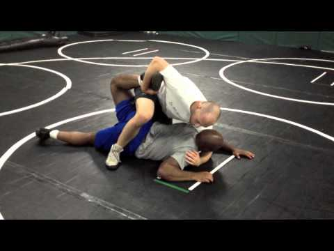 AWESOME FREESTYLE WRESTLING MOVE - The Bow and Arrow!!! Image 1