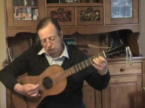 Matteo Carcassi - Allegretto - Opus 21, n°17 - Romantic Guitar