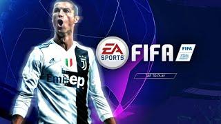 CHAMPIONS LEAGUE IN FIFA MOBILE 19!! - RONALDO IN JUVENTUS (Concept)