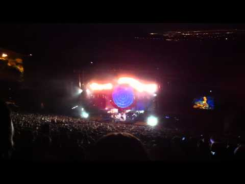 Dispatch - For What It's Worth at Red Rocks 6/3/11 Night 1- Vid 5 of 6