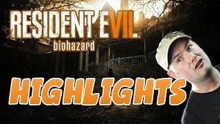 Resident Evil 7: Biohazard Highlights - Big Scared Babby