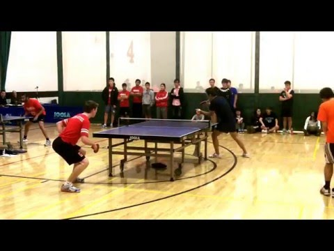 Spring 2016 Upstate NY Western Divisional - Cornell (Gideon) vs Buffalo (Daiki)