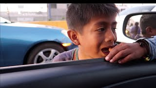 ESTE VIDEO TE ROMPERA EL CORAZON.......Tijuana Mexico
