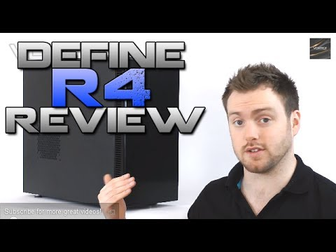 Fractal Design Define R4 Review [HD]