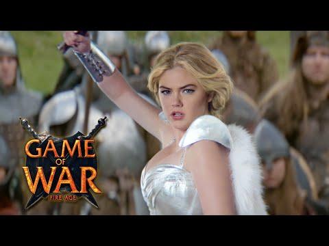 game of war trailer