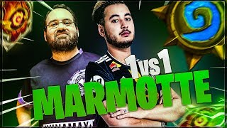 SHOWMATCH HEARTHSTONE CONTRE BESTMARMOTTE !!! ► ZEVENT 2018