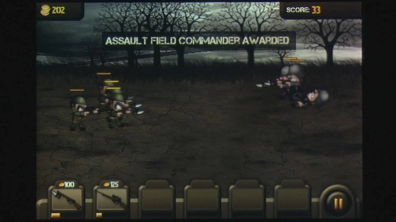 Trenches Game Iphone Trenches Iphone Gameplay Video