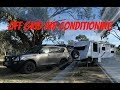 Off Grid Solar Air Conditioning in my Jayco Caravan RV