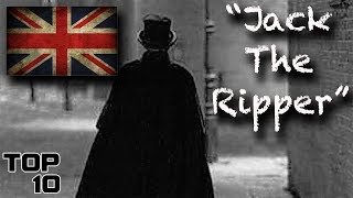 Top 10 Scary Jack The Ripper Urban Legends