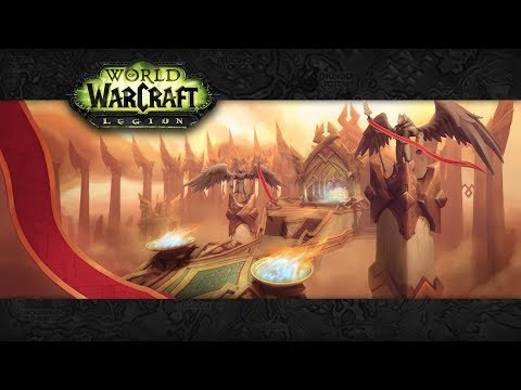 World of Warcraft - Music & Ambience - Skyhold