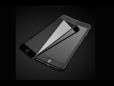 3D стекла на iPhone 7