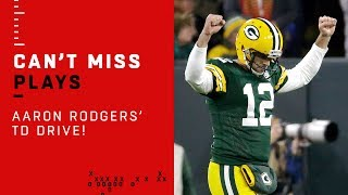 Rodgers & Co. Fire Back Quick After 49ers TD Drive!