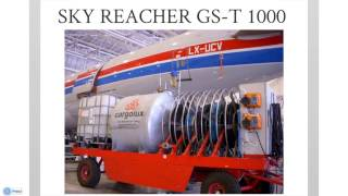 AIRCRAFT CLEANING - ETS SKYREACHER GST 1000 ETS AICRAFT CLEANER .mp4