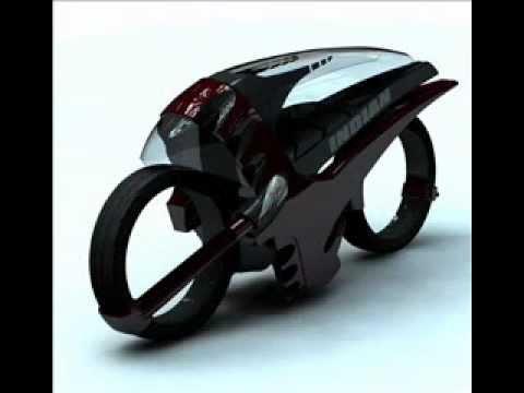 Motos do futuro