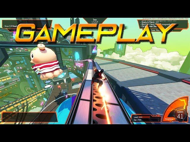 Руководство запуска: Hover Revolt Of Gamers по сети