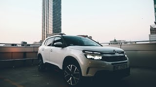 2019 Citroen C5 Aircross - SUV interior, exterior and drive