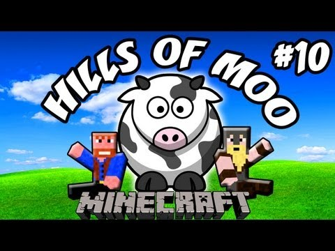 Minecraft: Hills of Moo | Ep.10, Dumb and Dumber