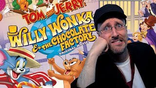 Tom and Jerry: Willy Wonka & the Chocolate Factory – Nostalgia Critic