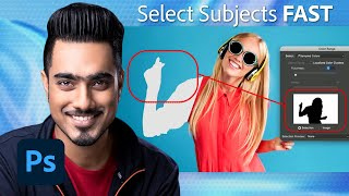 Master Photoshop Selections with Unmesh Dinda | Adobe Creative Cloud